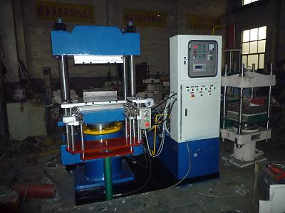 PLC Rubber Molding Press