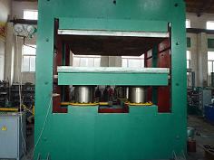 8.0MN Frame Type Rubber Molding Press