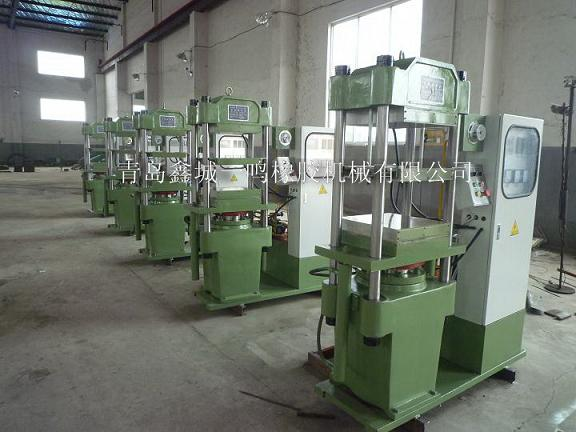 63T PLC Rubber Press