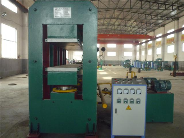 Rubber Belt Press
