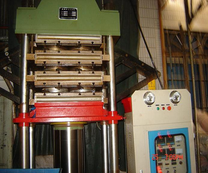 EVA Foam Tyre Press,EVA Foaming Press