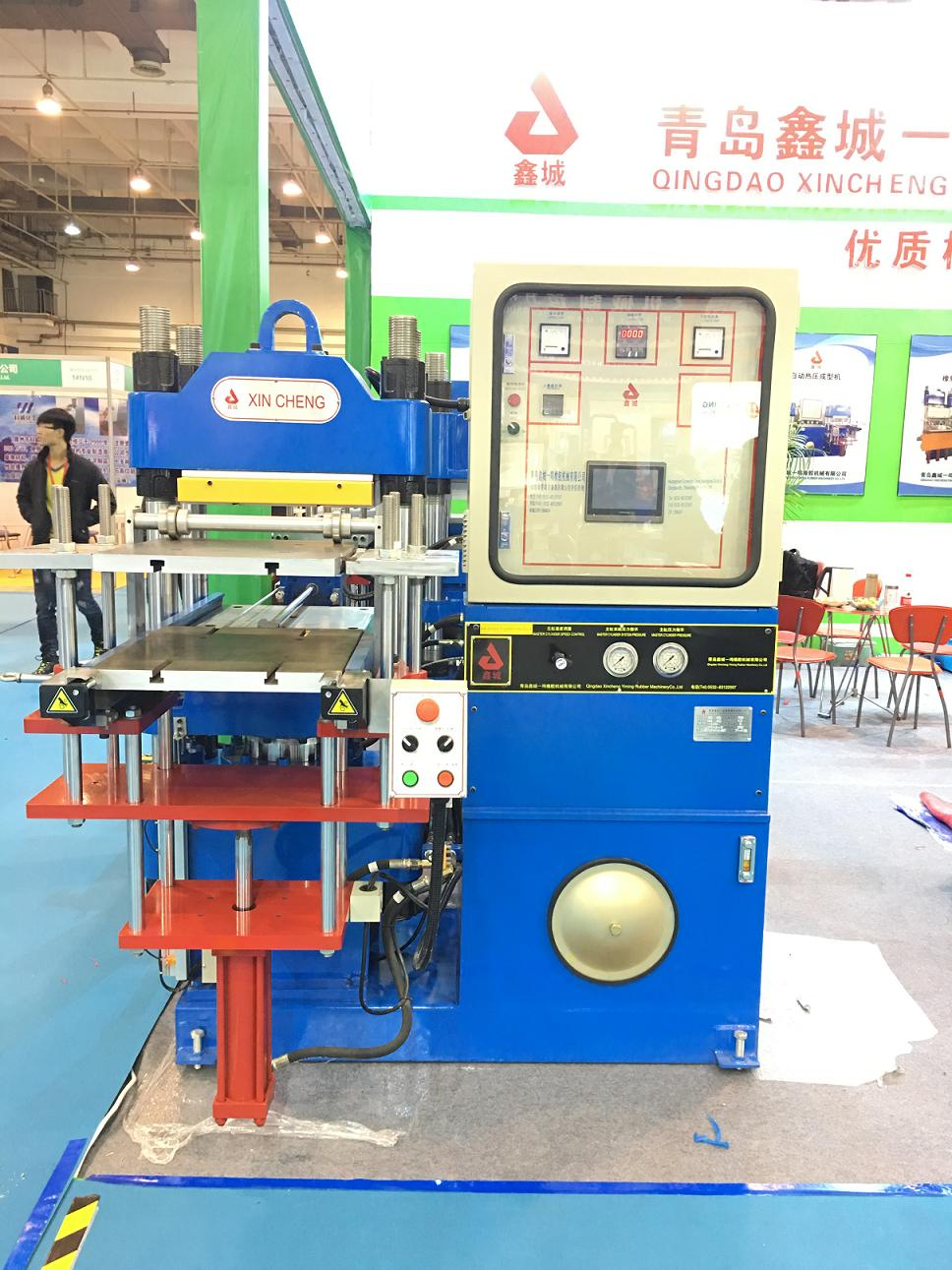 100T Fully Automatic Rubber Press