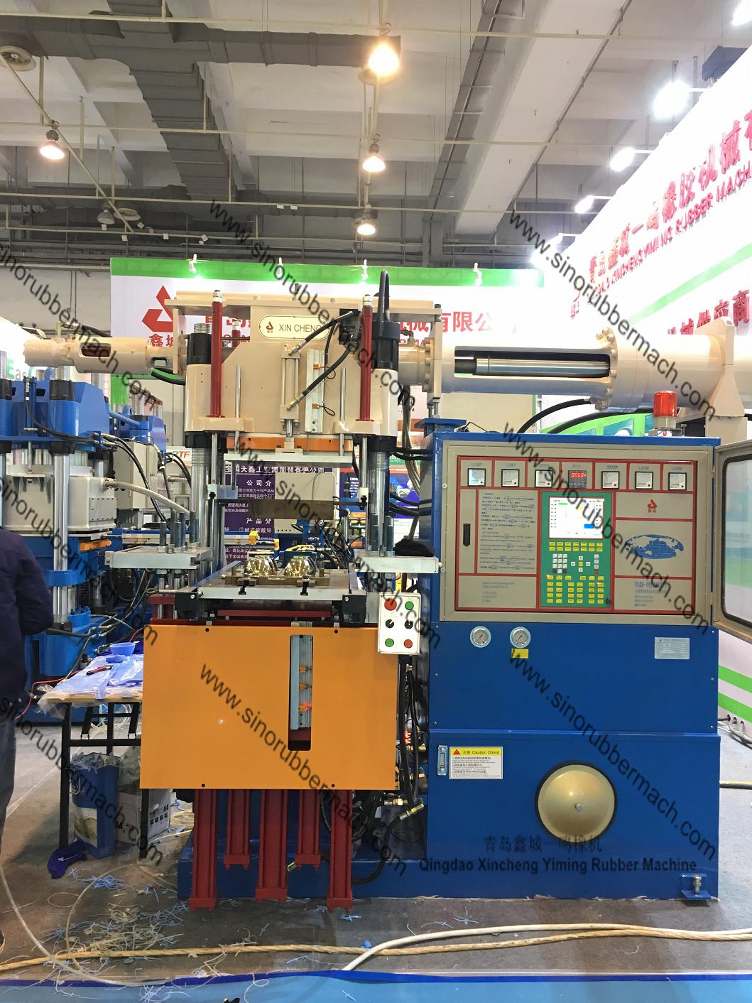 RH200TON-FTMO-4RT Rubber Injection Molding Machine