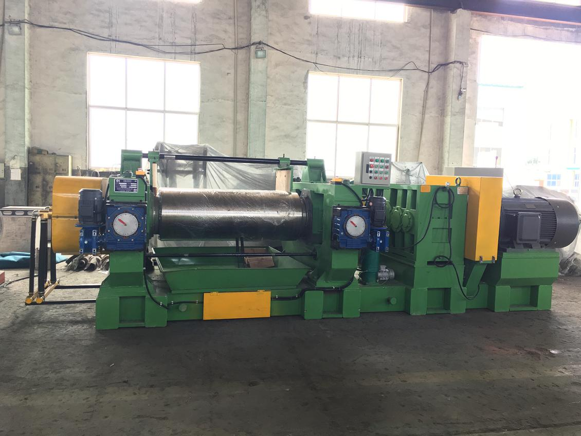 22-Inch Open Rubber Mixing Mill Machine